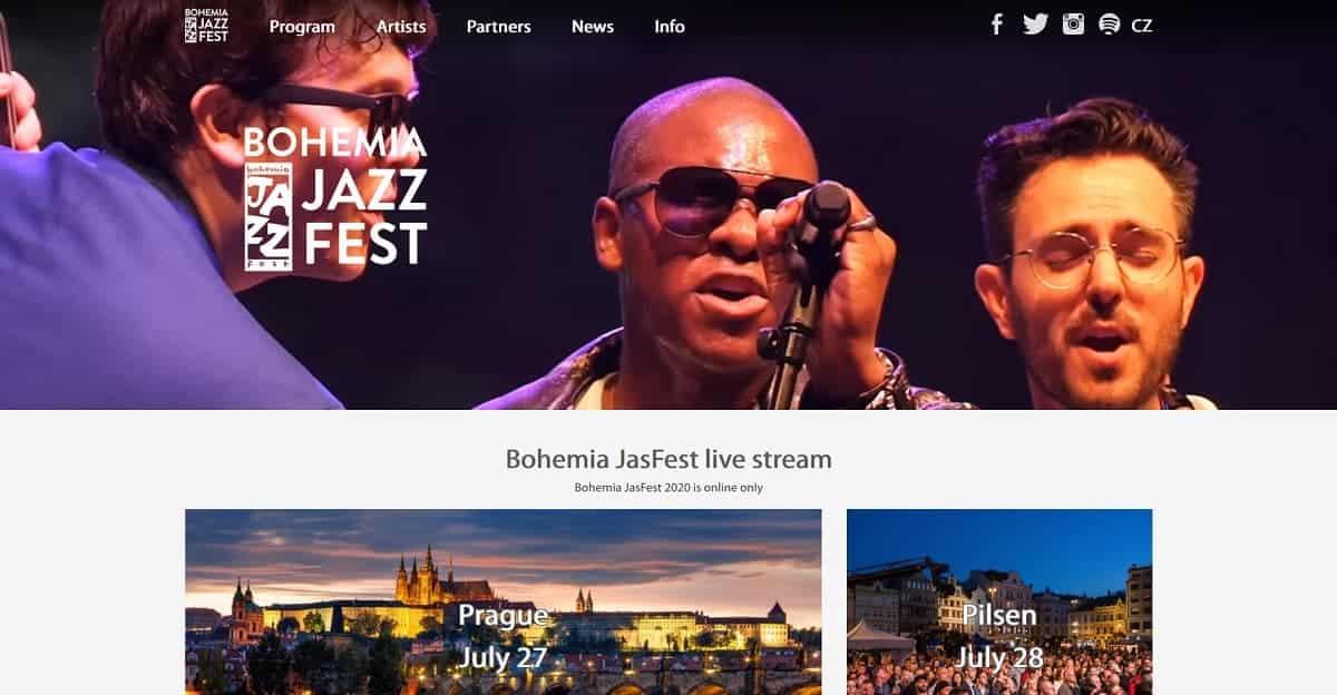 ボヘミア・ジャズフェスト(Bohemia Jazz Fest)開催情報まとめ|cz-portal.com