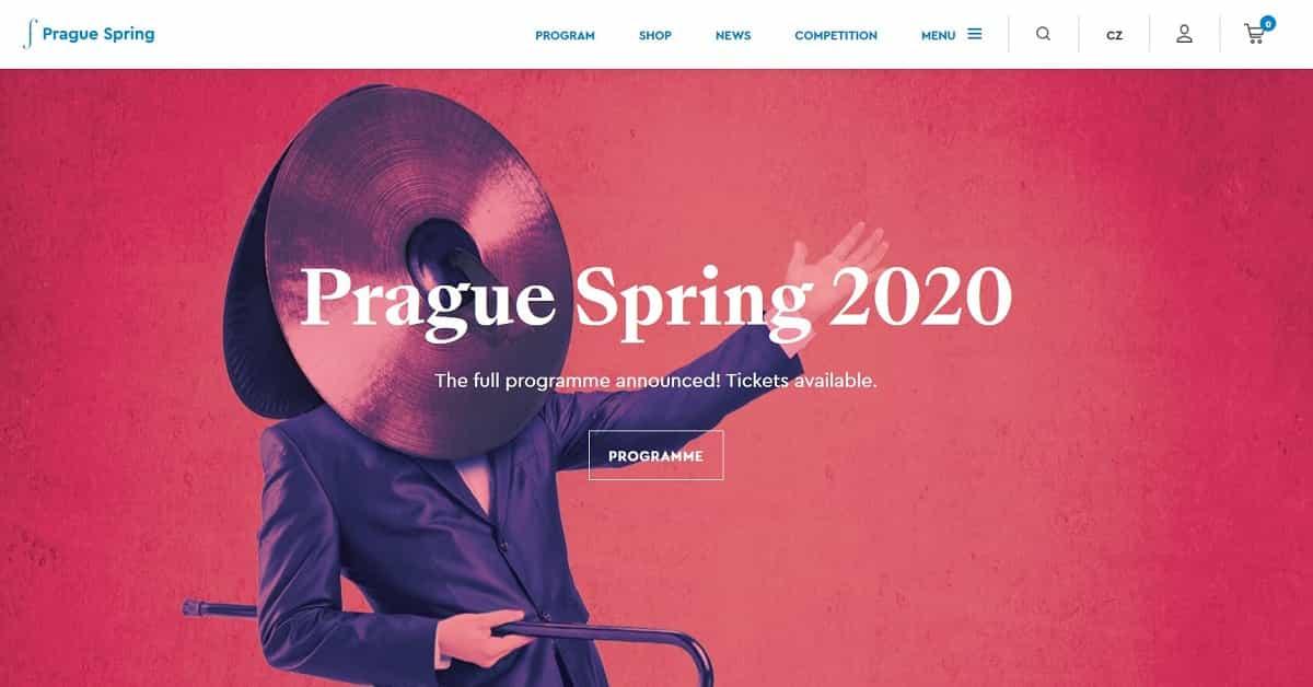 プラハの春音楽祭情報まとめ|cz-portal.com
